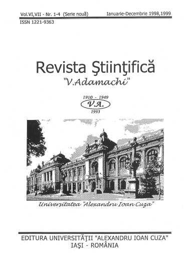 Universitata Alexandru Ioan Cuza 150 ani